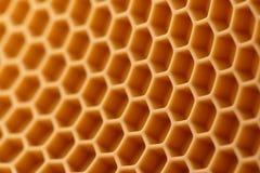 Het patroon van de honingraat Stock Foto's
