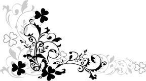 Het patroon van de klaver Royalty-vrije Stock Afbeeldingen