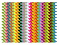 Het patroon van de kleur Stock Afbeeldingen
