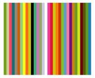 Het patroon van de kleur Stock Foto's
