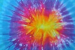 Het patroon van de Kleurstof van Tye Royalty-vrije Stock Afbeelding