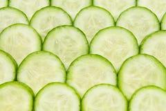 Het patroon van de komkommer Royalty-vrije Stock Foto's
