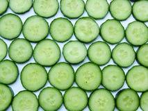 Het patroon van de komkommer n1 Royalty-vrije Stock Afbeeldingen