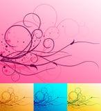 Het patroon van de lente Royalty-vrije Illustratie