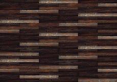 Het patroon van de mahonievloer Royalty-vrije Stock Afbeeldingen