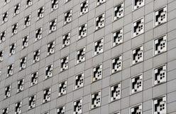 Het patroon van de muur Stock Foto
