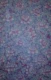 Het patroon van de muur van een lotusbloem Royalty-vrije Stock Foto's