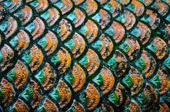 Het patroon van de Nagaschaal Stock Afbeelding