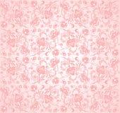 Het patroon van de pink Royalty-vrije Stock Afbeelding