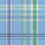 Het Patroon van de plaid royalty-vrije illustratie
