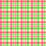 Het patroon van de plaid Royalty-vrije Stock Afbeelding