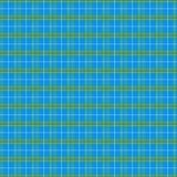 Het patroon van de plaid Stock Fotografie
