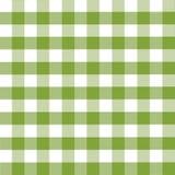 Het patroon van de plaid Stock Afbeelding