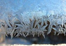 Het patroon van de sneeuw royalty-vrije stock afbeeldingen