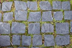 Het patroon van de steen Royalty-vrije Stock Afbeelding