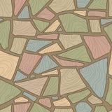 Het patroon van de steen Stock Foto's