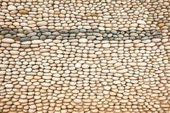 Het Patroon van de steenmuur royalty-vrije stock afbeelding