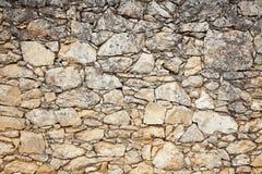 Het Patroon van de steenmuur royalty-vrije stock foto