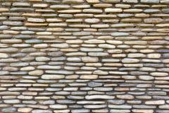 Het Patroon van de steenmuur Stock Afbeeldingen