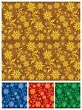 Het patroon van de stof Royalty-vrije Stock Foto