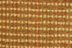 Het Patroon van de Stof van de tweed Stock Foto's
