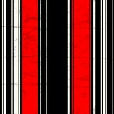 Het patroon van de streep, retro stijl vector illustratie