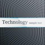 Het patroon van de technologie Stock Afbeeldingen