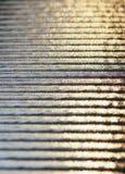 De Textuur van het glas Royalty-vrije Stock Foto's