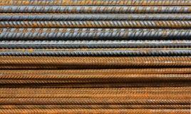 Het Patroon van de Textuur van het metaal Royalty-vrije Stock Afbeeldingen