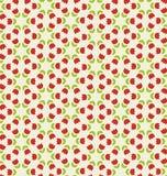 Het patroon van de tulp Royalty-vrije Stock Afbeeldingen