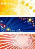 Het patroon van de viering Stock Foto
