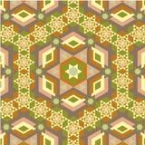 Het patroon van de vloer Royalty-vrije Stock Afbeeldingen