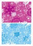 Het patroon van de winter Royalty-vrije Stock Foto