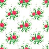 Het patroon van Dionaeamuscipula Royalty-vrije Stock Afbeelding
