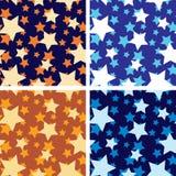 Het patroon van Eamless. Vector illustratie. Royalty-vrije Stock Afbeeldingen
