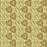 Het patroon van Fileteado Stock Foto