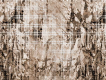 Het patroon van Grunge Royalty-vrije Stock Foto