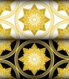 Het patroon van haaitanden Royalty-vrije Stock Afbeeldingen