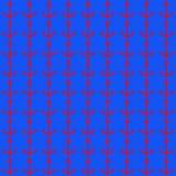 Het patroon van het anker Royalty-vrije Stock Afbeeldingen