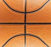 Het patroon van het basketbal Stock Afbeelding