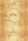 Het patroon van het behang Royalty-vrije Stock Afbeeldingen