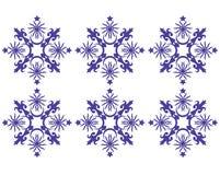 Het patroon van het behang Royalty-vrije Stock Foto