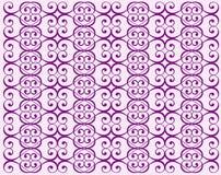 Het Patroon van het behang - Vector stock illustratie