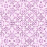Het Patroon van het behang - Vector vector illustratie
