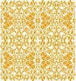 Het Patroon van het behang - Vector Royalty-vrije Stock Afbeelding
