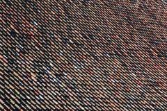 Het patroon van het dak Stock Afbeeldingen