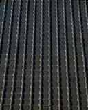 Het patroon van het dak Stock Foto's