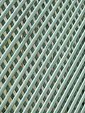 Het patroon van het de omheiningspaneel van het latwerkrooster stock foto's