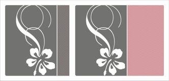 Het patroon van het decorelement Royalty-vrije Stock Afbeeldingen