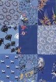 Het patroon van het dekbed Royalty-vrije Stock Afbeelding
